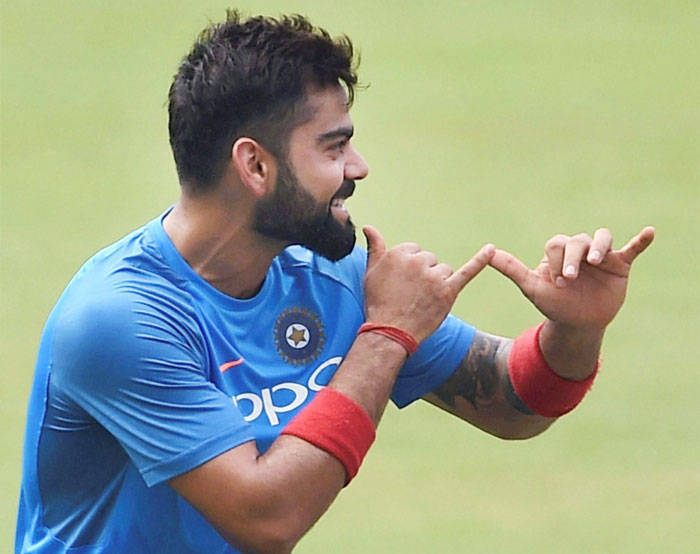 Rediff Cricket - Indian cricket - Rankings, ratings are incentives, not ultimate goal: Kohli