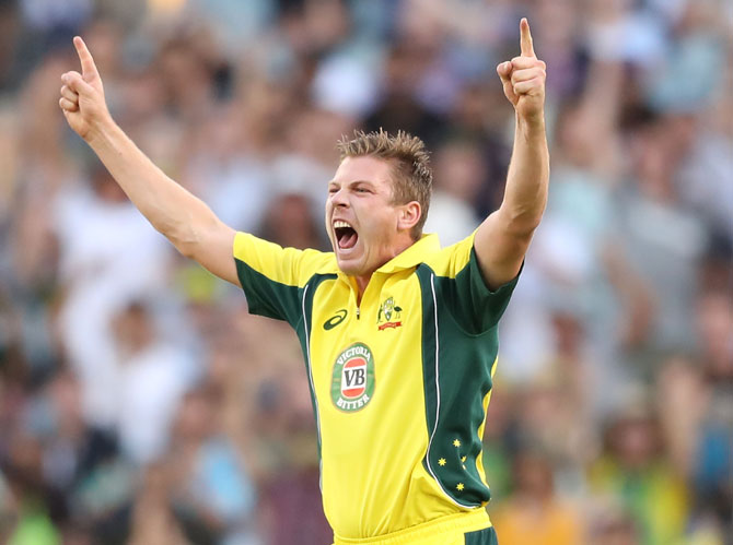 Australian all-rounder James Faulkner has spent four months on the sidelines