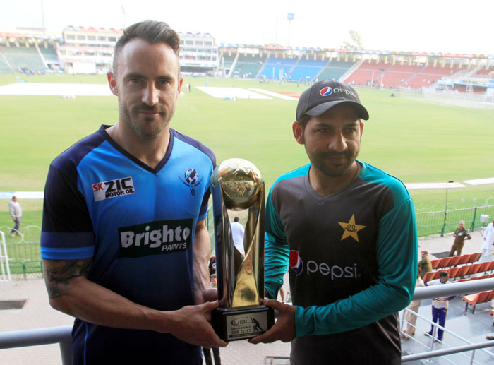 Rediff Sports - Cricket, Indian hockey, Tennis, Football, Chess, Golf - Can World XI series herald return of international cricket in Pakistan?