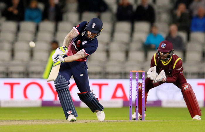 Rediff Sports - Cricket, Indian hockey, Tennis, Football, Chess, Golf - Bairstow ton propels England to easy ODI win over Windies