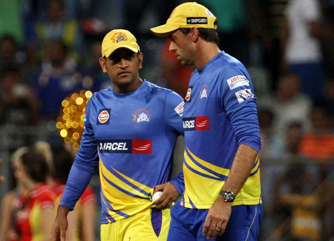 Rediff Cricket - Indian cricket - IPL Preview: CSK eye top spot in dead rubber against Daredevils