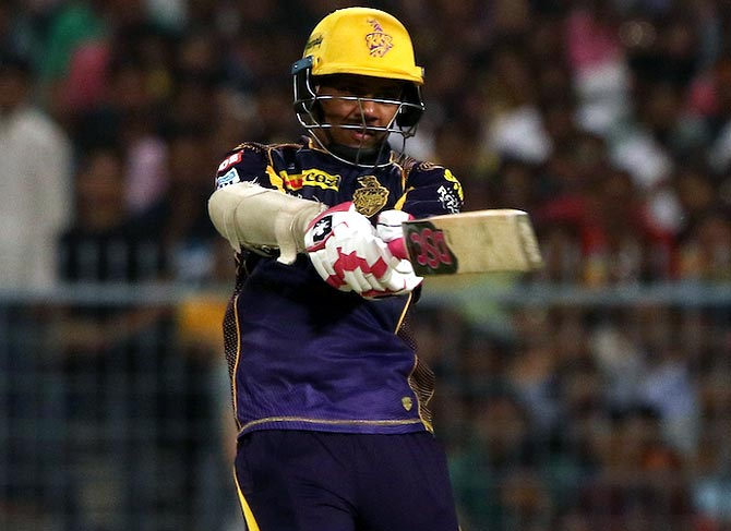 IPL PHOTOS: Narine, Rana set up KKR's clinical win over RCB