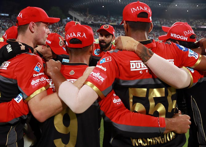 Rediff Cricket - Indian cricket - Mandeep on what went wrong for RCB against KKR...