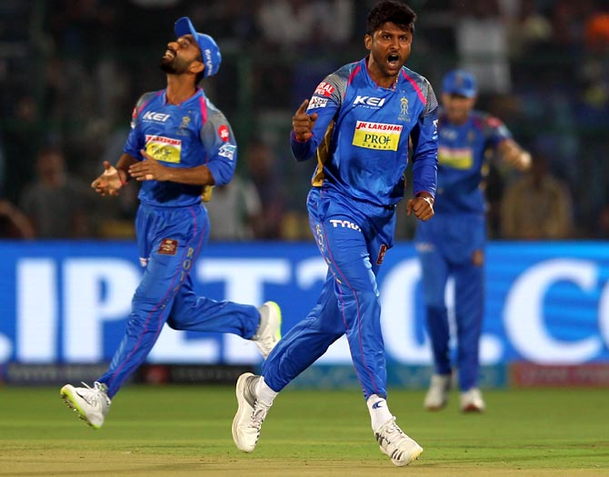 Rediff Cricket - Indian cricket - Turning Point: Rajasthan Royals vs Daredevils