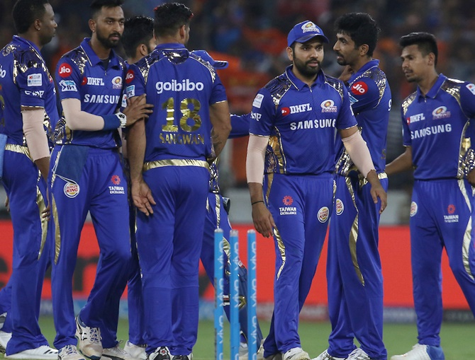 Rediff Cricket - Indian cricket - 3 things that cost Mumbai Indians the match