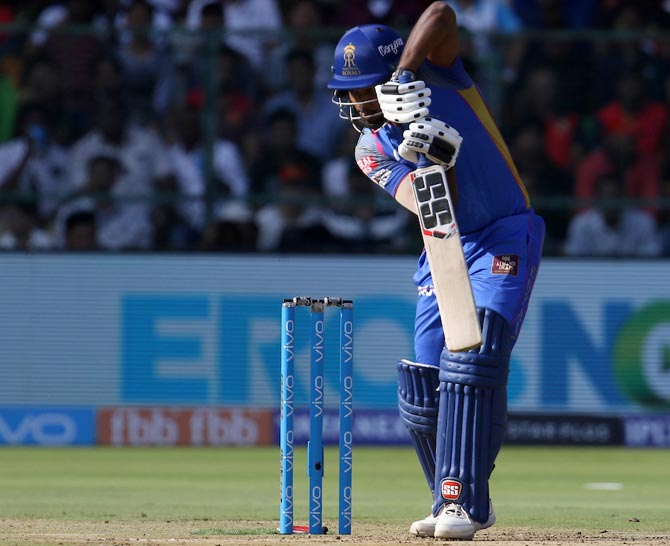 Rediff Cricket - Indian cricket - I believe I am on right track: Samson