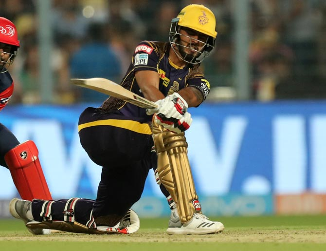 Rediff Cricket - Indian cricket - IPL Top Performer: Rana proves his worth