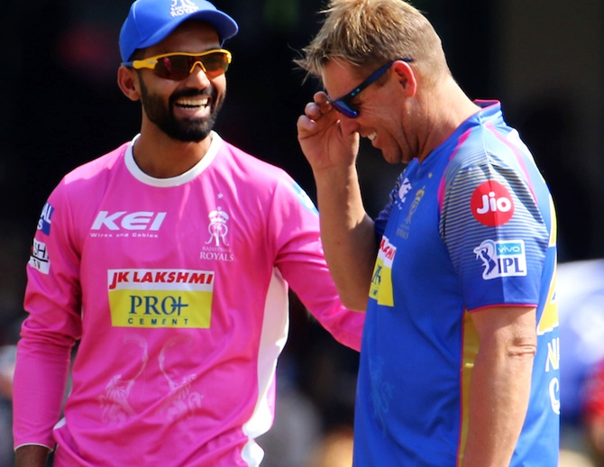 Rediff Cricket - Indian cricket - IPL Preview: Rajasthan Royals eyeing third consecutive victory