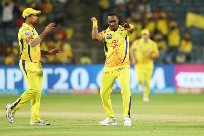 IPL PHOTOS: CSK bulldoze Rajasthan Royals after Watson ton