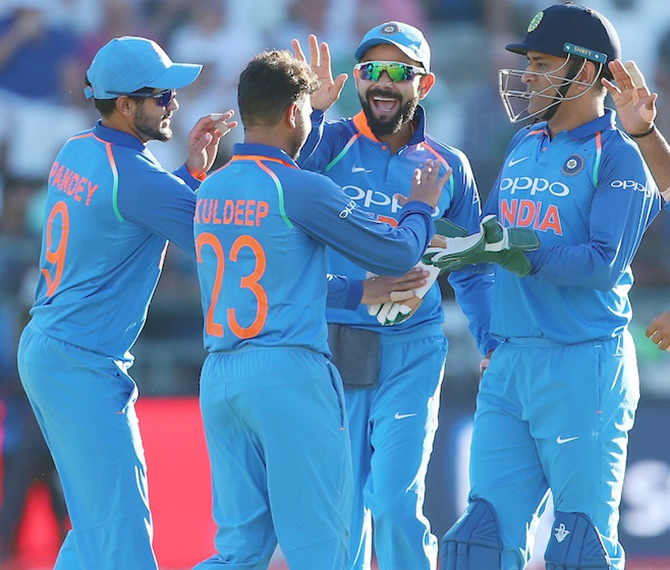 Virat Kohli and his team will hope to end the tour on a high with victory in the 3rd T20I on Saturday