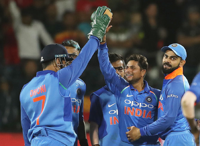 Rediff Cricket - Indian cricket - India's Most Valuable ODI Players this year