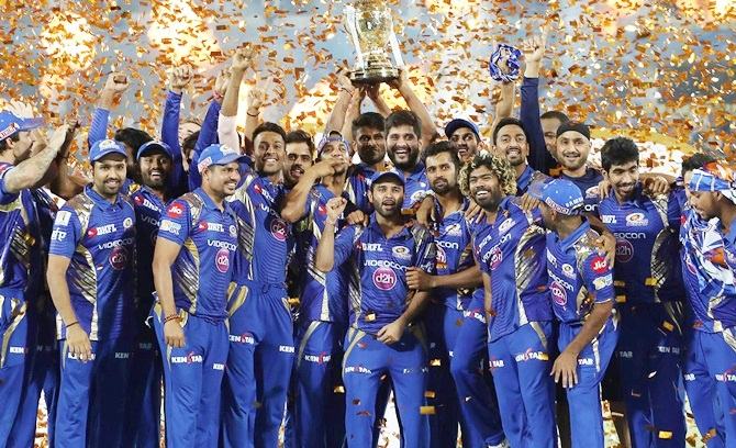 Rediff Sports - Cricket, Indian hockey, Tennis, Football, Chess, Golf - IPL 2018: Mumbai Indians to meet Chennai Super Kings in opener