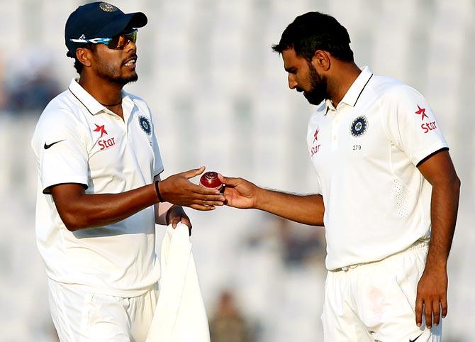 Shami and Yadav | Online Cricket Betting India