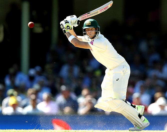 Rediff Sports - Cricket, Indian hockey, Tennis, Football, Chess, Golf - Smith demands centuries from Australia batsmen