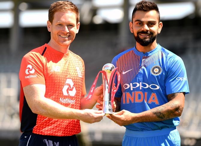 IPL has helped us break barriers with England players: Kohli