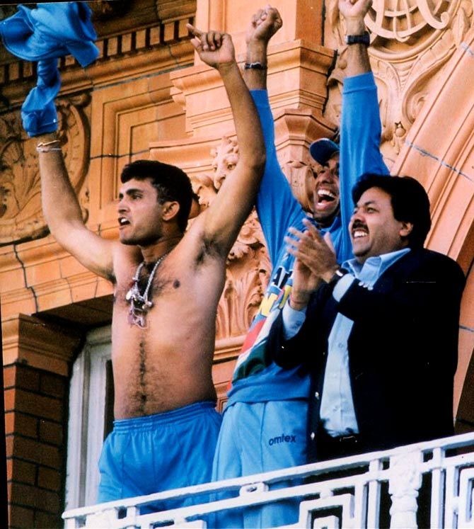 When Sourav Ganguly S Numbers Do The Talking Rediff