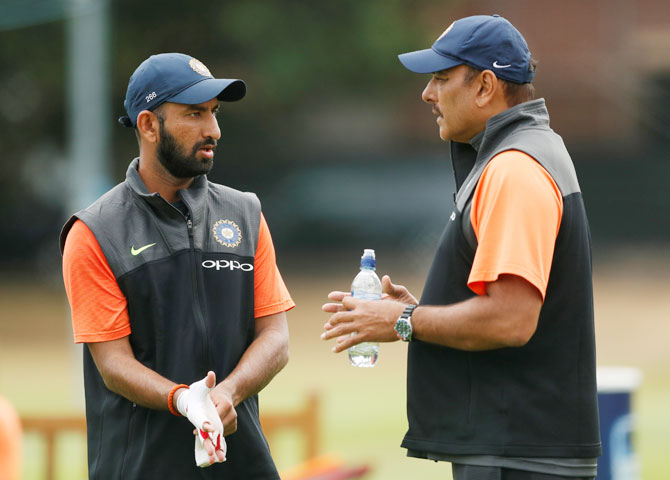 Rediff Sports - Cricket, Indian hockey, Tennis, Football, Chess, Golf - Clamour grows for Pujara's inclusion in Lord's Test