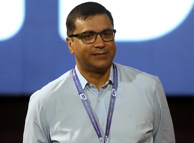 Rediff Sports - Cricket, Indian hockey, Tennis, Football, Chess, Golf - #MeToo probe: BCCI treasurer Chaudhry ready to assist panel