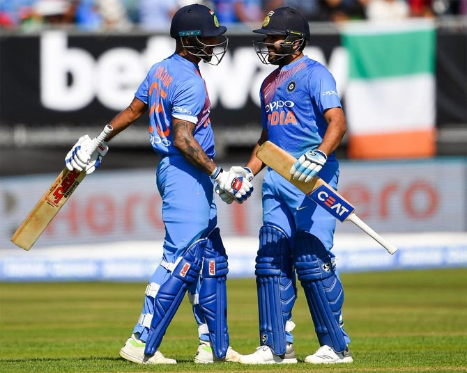 PHOTOS: Openers, spinners steer India to big win in first Ireland