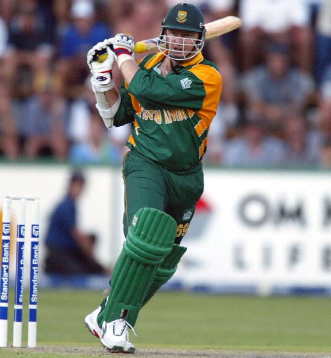 Former South Africa all-rounder Lance Klusener