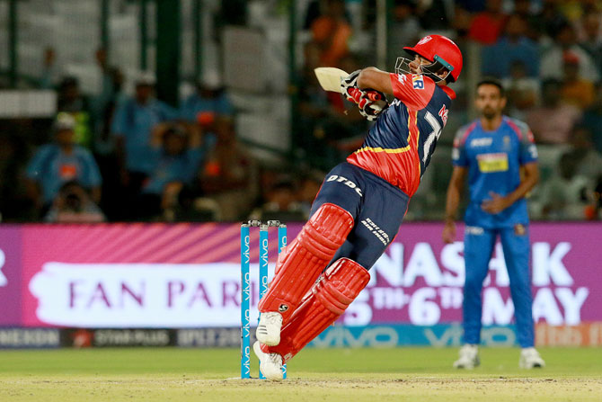 Rishabh Pant scored a brilliant fifty after Prithvi Shaw gave Delhi a superb start