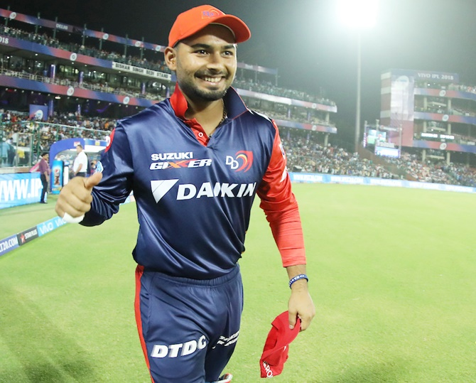 I am not thinking about India squad, focus on IPL as of now: Pant