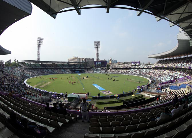 2 IPL play-off matches shifted to Kolkata from Pune