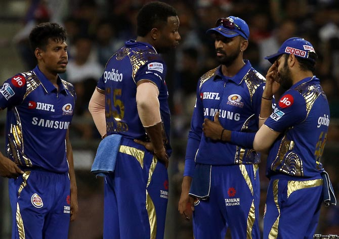 Mumbai Indians, Rajasthan Royals in needle clash for play-off berth