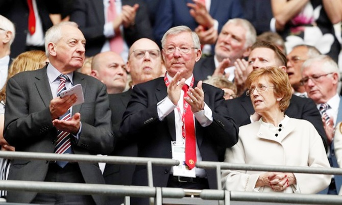 Sir Alex Ferguson recovering in hospital following brain surgery