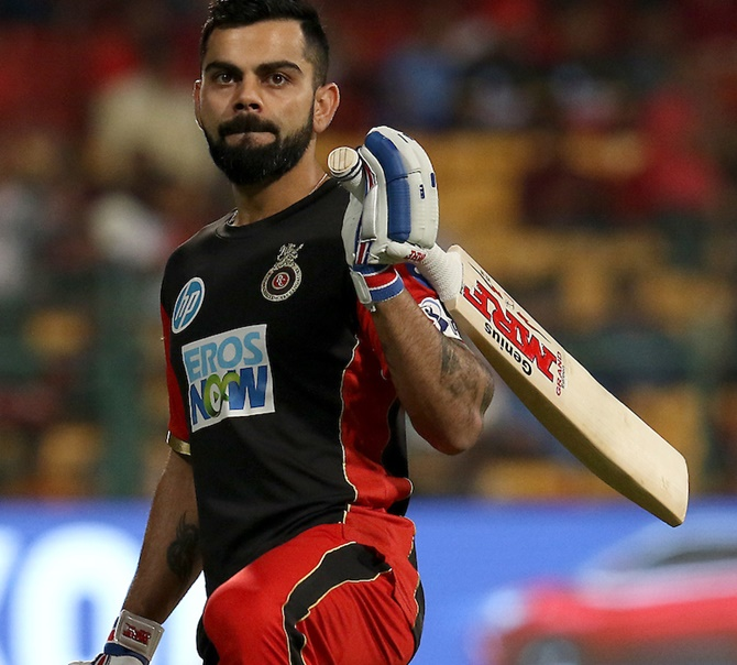 'Kohli is hungry for improvement'