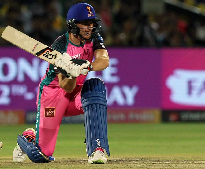 Rediff Cricket - Indian cricket - Cricket Buzz: Buttler to maintain attacking approach