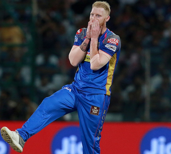 Ben Stokes goes from MVP to Royal disappointment in IPL