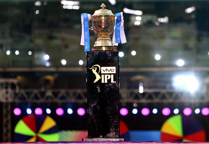Rediff Cricket - Indian cricket - IPL play-offs: What KKR, MI, RR, Kings, RCB need to do