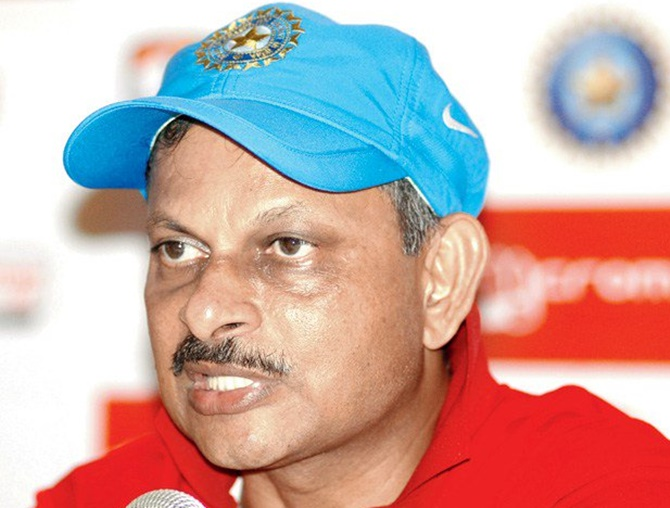 Rediff Cricket - Indian cricket - Lalchand Rajput named interim coach of Zimbabwe