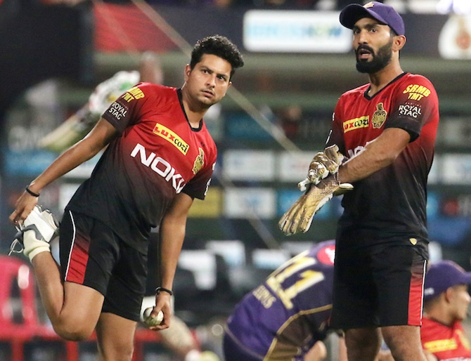 Rediff Cricket - Indian cricket - Will KKR relish home advantage in clash against Sunrisers?