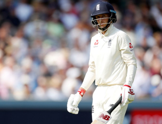 Rediff Cricket - Indian cricket - England got it wrong and must learn quickly: Root