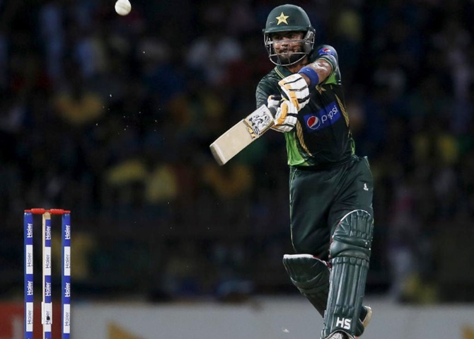 Rediff Cricket - Indian cricket - This is the reason behind Pakistan's success in T20s