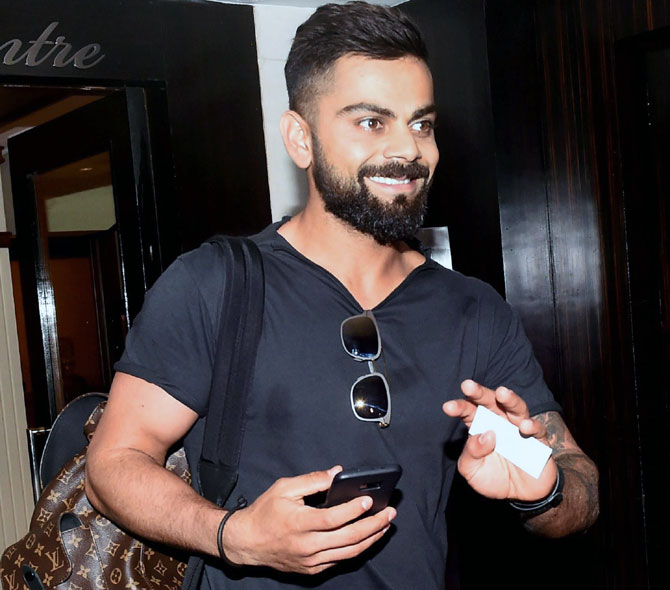 Check Out Kohli Co S Wishlist For 2019 World Cup In England