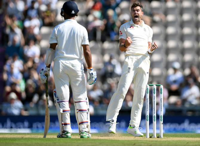 Rediff Sports - Cricket, Indian hockey, Tennis, Football, Chess, Golf - 'India-England series shows Test cricket is alive and kicking'