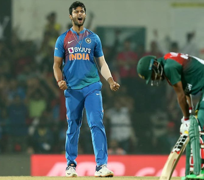 I'm not here to replace Hardik Pandya: Shivam
