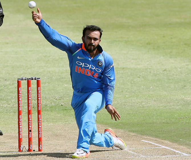 India Cricket >> Is India Right In Persisting With Jadhav In Odis Rediff