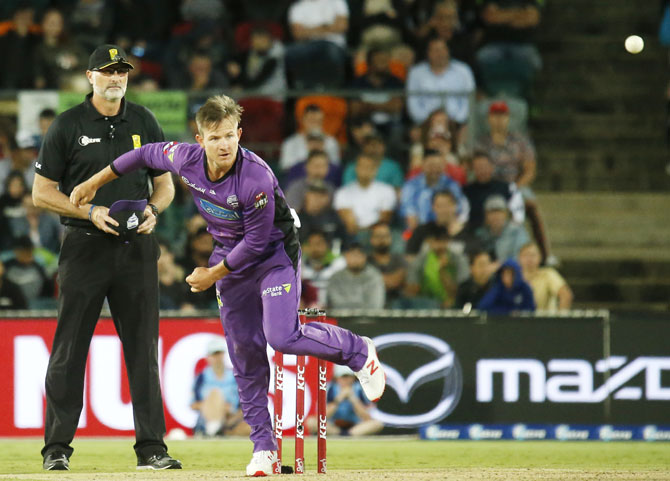 Can BBL bowling stint help Short push for a spot in Aus team?