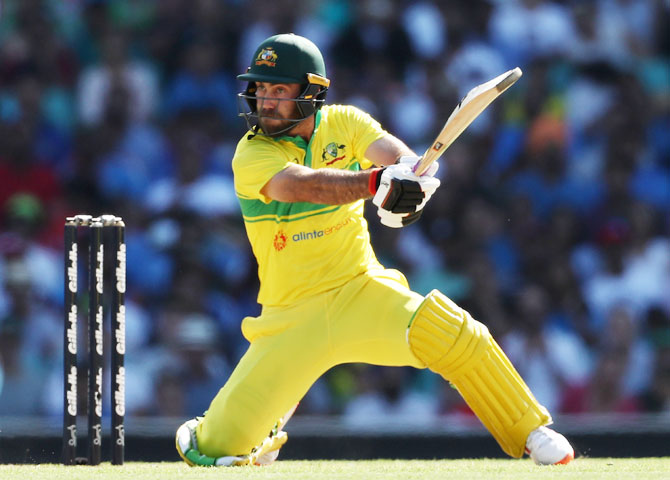 Will Maxwell get promoted up the order in 2nd ODI?