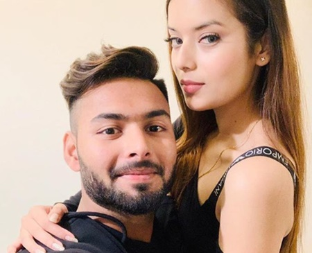 Meet Rishabh Pant's special someone