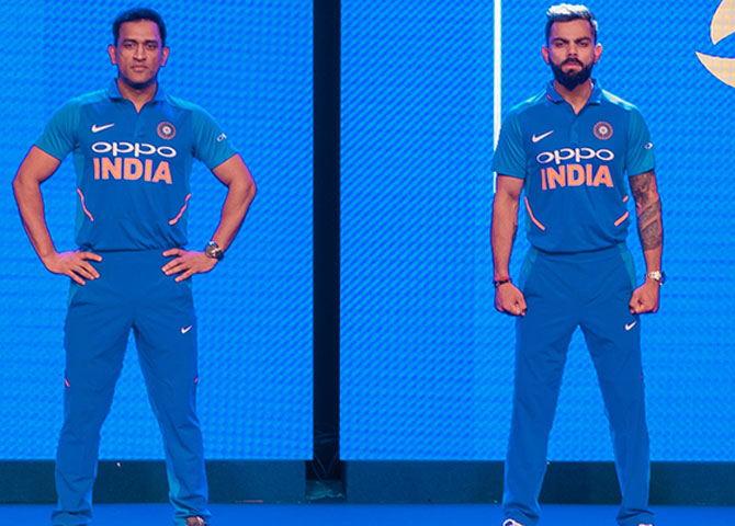hand over legacy of Indian jersey
