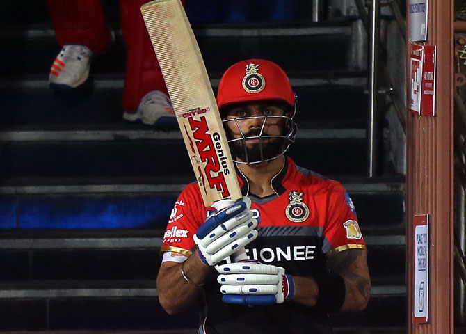 Can run-machine Kohli break Tendulkar's records?