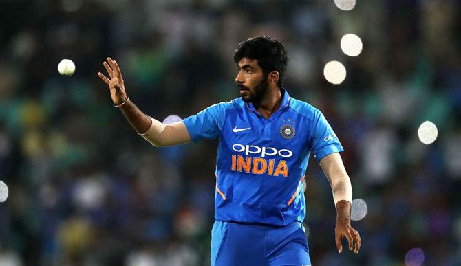 India Cricket Team >> Bumrah is the Kohli of India's bowling: Bhajji - Rediff