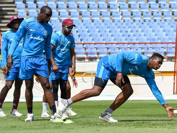 We want to create our own legacy: Windies skipper