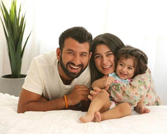 You are fighting the battle for your country: Pujara