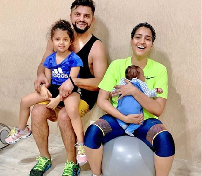 Raina Raises Concern Over Growing Number Of Domestic